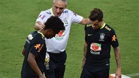 مدرب البرازيل يفكر في استبعاد ويليان وضم كوتينيو