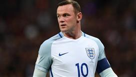 القائد روني يجلس على الدكة في مباراة إنجلترا وسلوفينيا