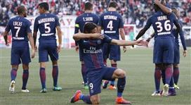 بالفيديو - باريس سان جيرمان يشارك موناكو وصافة الدوري بفوز مستحق على نانسي