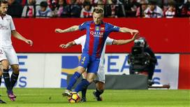 برشلونة يحصّن راكيتيتش من إغراءات اليونايتد.. براتب خيالي