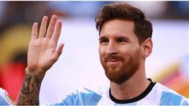 ميسي دفع رواتب رجال الأمن في منتخب الأرجنتين
