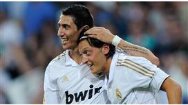 ماركا: أوزيل و دي ماريا يعرضان العودة إلى ريال مدريد