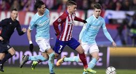فيديو- ركلات الترجيح «الماراثونيّة» تحسم تأهل أتلتيكو مدريد لربع نهائي الأبطال على حساب آيندهوفن