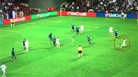 بالفيديو - قائد كوبنهاغن يُسجل أجمل هدف في دوري الأبطال هذا الموسم