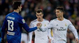 Cadena Cope: كورتوا أخبر زملاءه في تشيلسي أنه سيغادر إلى ريال مدريد الموسم المقبل