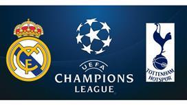 التشكيلة المتوقعة لقمة ريال مدريد وتوتنهام في البيرنابيو