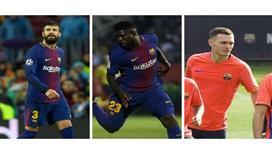 مع غياب ماسكيرانو.. برشلونة قد يواجه ملاحقه فالنسيا في المستايا  بدون قلوب دفاع