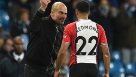بيب جواريدولا يكشف ما دار من حوار بينه وبين ريدموند بعد المباراة