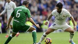 تحديد موعد «مؤجلة» ريال مدريد وليجانيس
