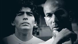«كشف النقاب» عن حديث مارادونا لزيدان بعد نهاية لقاء الريال و نابولي