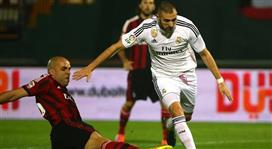 صحيفة إيطالية: «الميـلان» يراقب وضع «بنزيما» مع ريال مدريد ويدرس تقديم عرض للتعاقد معه !