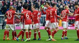 بالفيديو - بايرن ميونيخ يسحق هامبورغ بنتيجة 8-0 ويواصل صدارته للبوندزليغا بفارق 5 نقاط !!