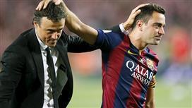 برشلونة تواصل مع تشافي لخلافة إنريكي .. وهذا كان رده
