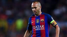 موندو ديبورتيفو الكتلونية تكشف سبب مماطلة أنييستا في تجديد عقده مع برشلونة