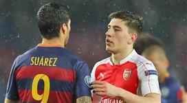 Sport: برشلونة يُجدّد المفاوضات مع أرسنال للتعاقد مع «بيلرين» !