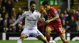 ديلي ستار: ريال مدريد سيبيع  إيسكو وخاميس من أجل الحصول على كوتينهو !