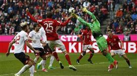 بالفيديو - بايرن ميونيخ مازال يُعاني آثار الخروج من الأبطال.. وينجو من الهزيمة بصعوبة أمام ماينز !