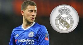 هازارد لزملائه في تشيلسي: لن أحصل على الكرة الذهبية .. إلا في ريال مدريد !