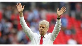 فينغر وعد «المالك الأكبر لآرسنال» بالاستقالة إذا أخفق بتحقيق البريميرليغ الموسم المقبل