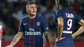 ليكيب: فيراتي أبلغ باريس بقرار الرحيل.. وبرشلونة يعرض 100 مليون يورو