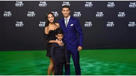قناة برتغالية: كريستيانو أصبح أب لتوأم من طفل وطفلة.. عن طريق «رحم مؤجر»