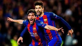 برشلونة يرفض 35 مليون يورو لبيع «الجوكر» سيرجي روبيرتو
