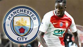 """مانشستر سيتي يرفع شعار """" لا لليأس """" مع إدارة موناكو"""