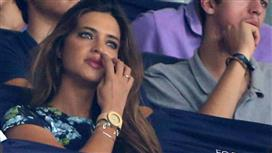 زوجة كاسياس تستبعد خسارة الريال اليوم: لو فاز برشلونة سأخلع ملابسي على الهواء !!!!