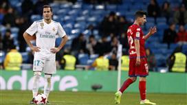 تجاهل الكوارث التي يقوم بها الفريق .. والتحلي بالأمل ! رسالة فاسكيز لجماهير ريال مدريد