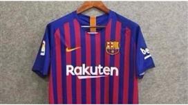 تسريب القميص المتوقع لبرشلونة في موسم 2018-19