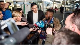 """نمر الإتحاد المنضم لليفانتي فهد المولد :"""" جاهز لمواجهة ريال مدريد """"."""