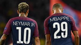 نيمار ومبابي يغادران باريس .. قريباً !!