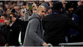 غوارديولا: مانشستر سيتي لن يستبعد من دوري الأبطال