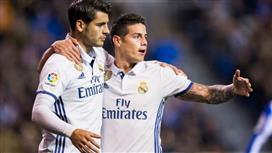 برشلونة سيدعّم صفوفه بنجم ريال مدريد السابق