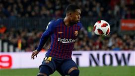 برشلونة يتلقى عرضاً لمالكوم بزيادة 25 مليوناً عن قيمة انتقاله