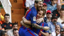 راكيتيتش يُبلغ ميسي بسر خطير عن لاعبي الغريم ريال مدريد