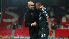 جوارديولا : الجميع كان يرغب بهذا الفوز و المعنويات مرتفعة قبل لقاء ليفربول