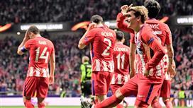 جريزمان يغزو سجلات الدوري الأوروبي برقمٍ مميز