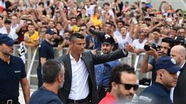 مفاجأة غير متوقعة في عقد انتقال كريستيانو رونالدو