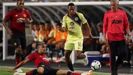 بالفيديو.. مانشستر يونايتد يستهل جولته التحضيرية بالتعادل أمام كلوب المكسيكي