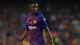 ديمبلي يتجه نحو الرحيل عن برشلونة .. لسببين