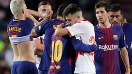 برشلونة يوافق على عرض اشبيلية للحدادي.. واللاعب يرغب بالبقاء