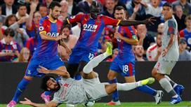 الإيقاف لـ3 مباريات خطرٌ يهدد محمد صلاح