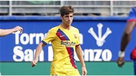 برشلونة يخسر جهود سيرجي روبرتو
