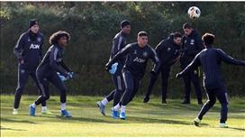 دي خيا وبوغبا خارج صفوف مانشستر يونايتد في مواجهة بارتيزان بلغراد