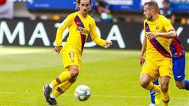 كواليس فشل جريزمان بالاندماج مع برشلونة