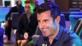 فيجو يكشف عن مرشحيه لدوري الأبطال ويشيد بموهبة ريال مدريد