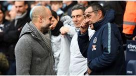 ساري: غوارديولا محظوظ في مانشستر سيتي