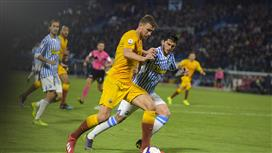 بالفيديو.. روما يخسر في ثاني مباريات رانييري