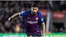 رسميًا: برشلونة يخسر جهود سواريز في نهائي الكأس